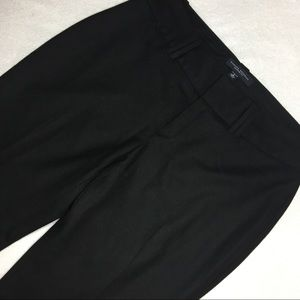 Banana Republic Jackson Fit Black Dress Pants - 6